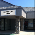Individual office-retail suite for lease in Valley Springs Plaza