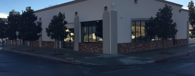 Professional office or retail suite for lease on the corner of 18th Street and N Street in Downtown Bakersfield