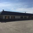 12,000 Square Foot Office Building on Large Industrial Lot in Southwest Bakersfield